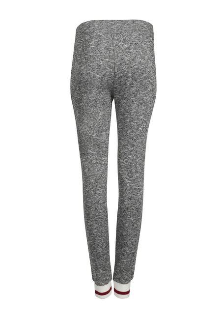 Ladies' Cabin Jogger, HEATHER GREY MIX, hi-res