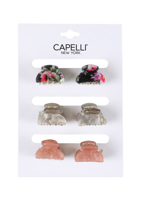Women's Mini Hair Clip Set