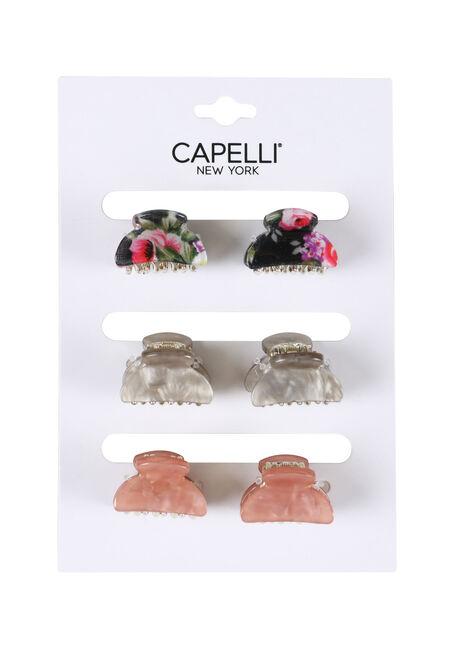 Women's Mini Hair Clip Set