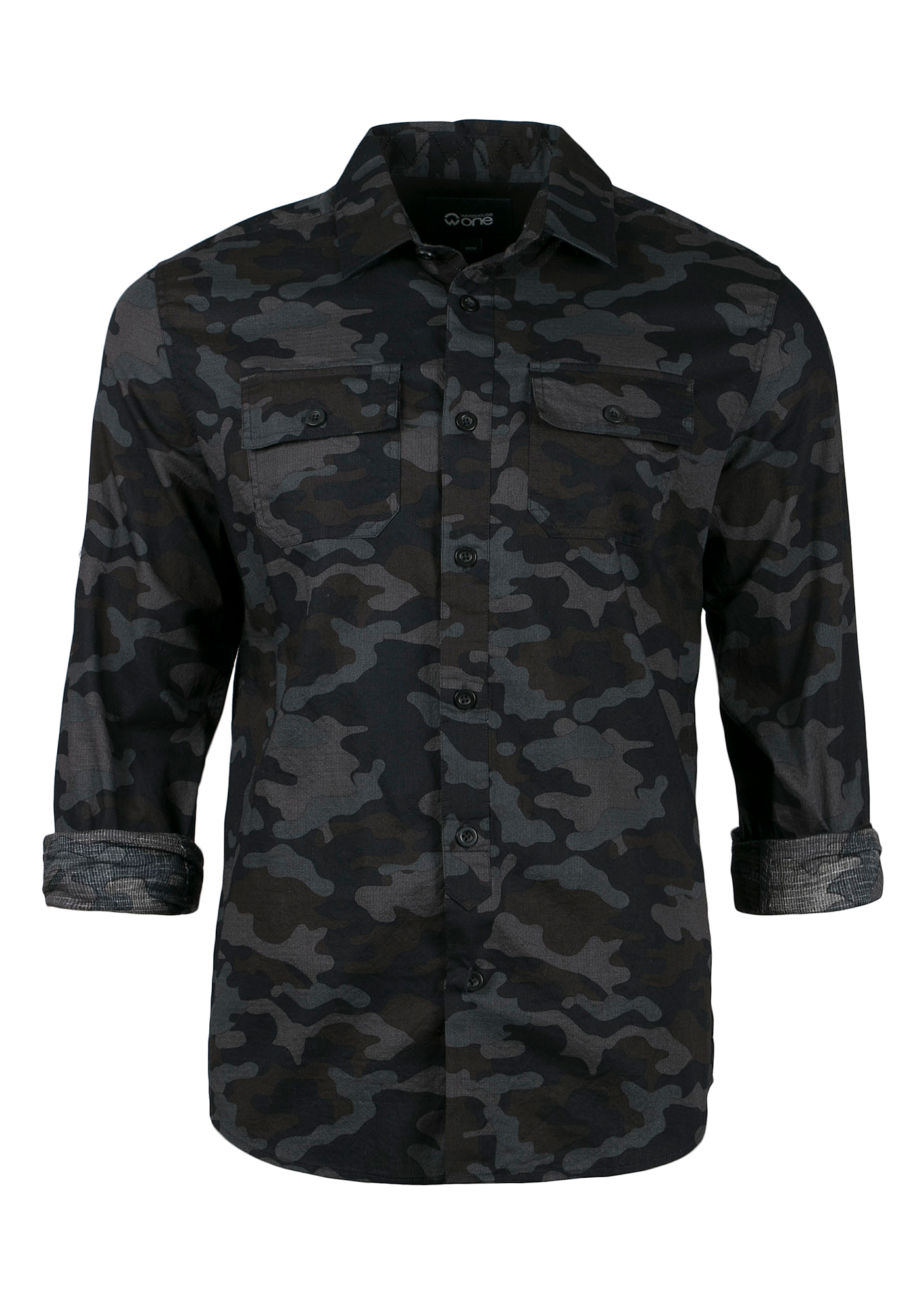 Men s Camo Shirt ad7d0fb800c