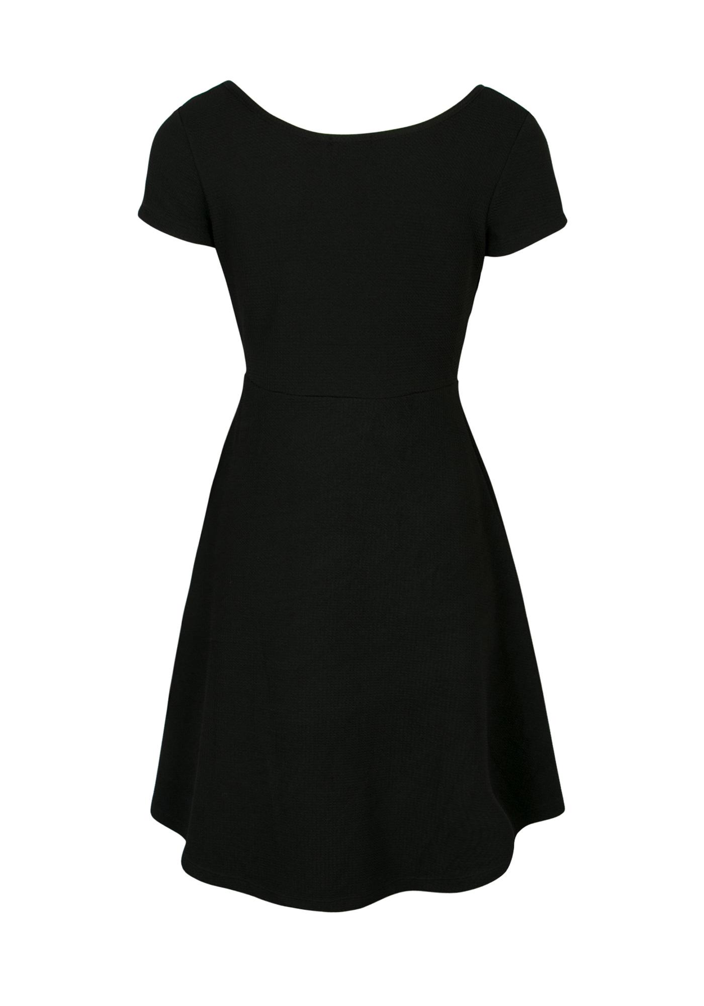 b4018fd1a2c ... Ladies Cap Sleeve Skater Dress