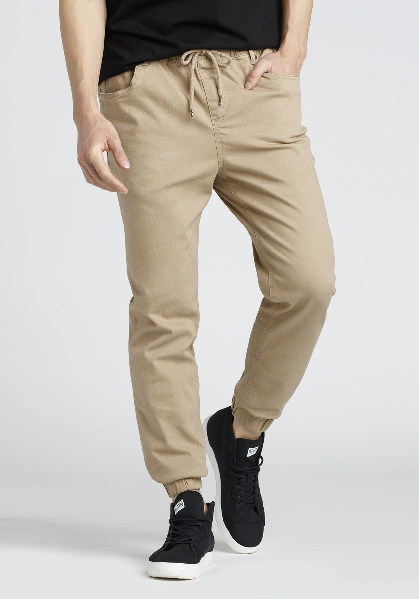 select for genuine enjoy best price great quality Men's Stretch Twill Jogger