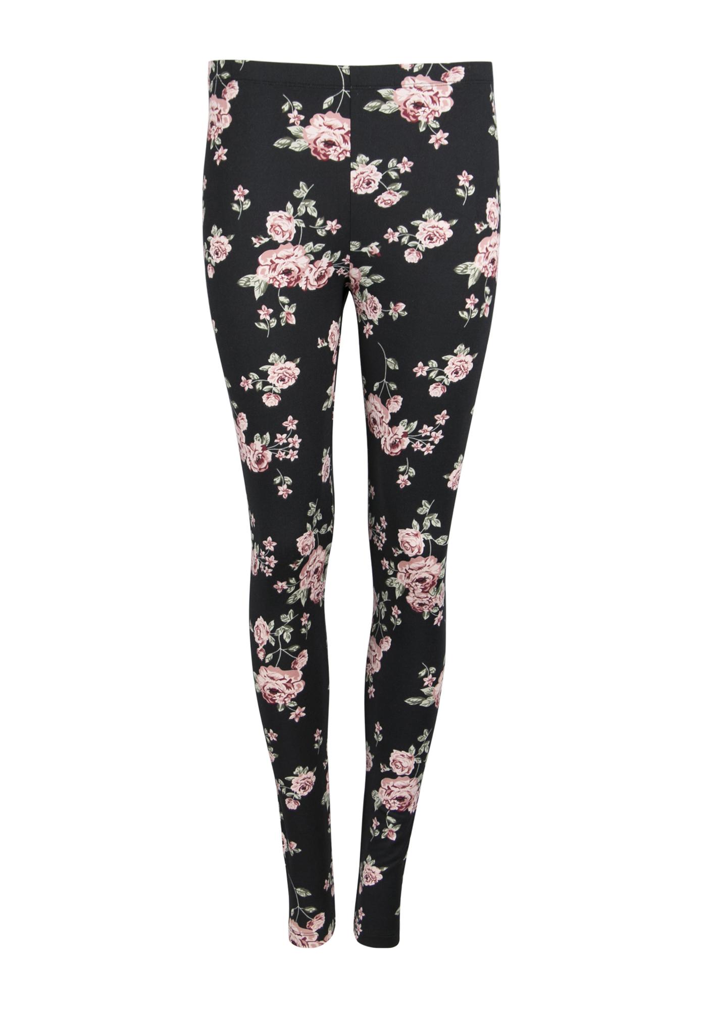 287ec9875de0 Ladies  Floral Print Legging