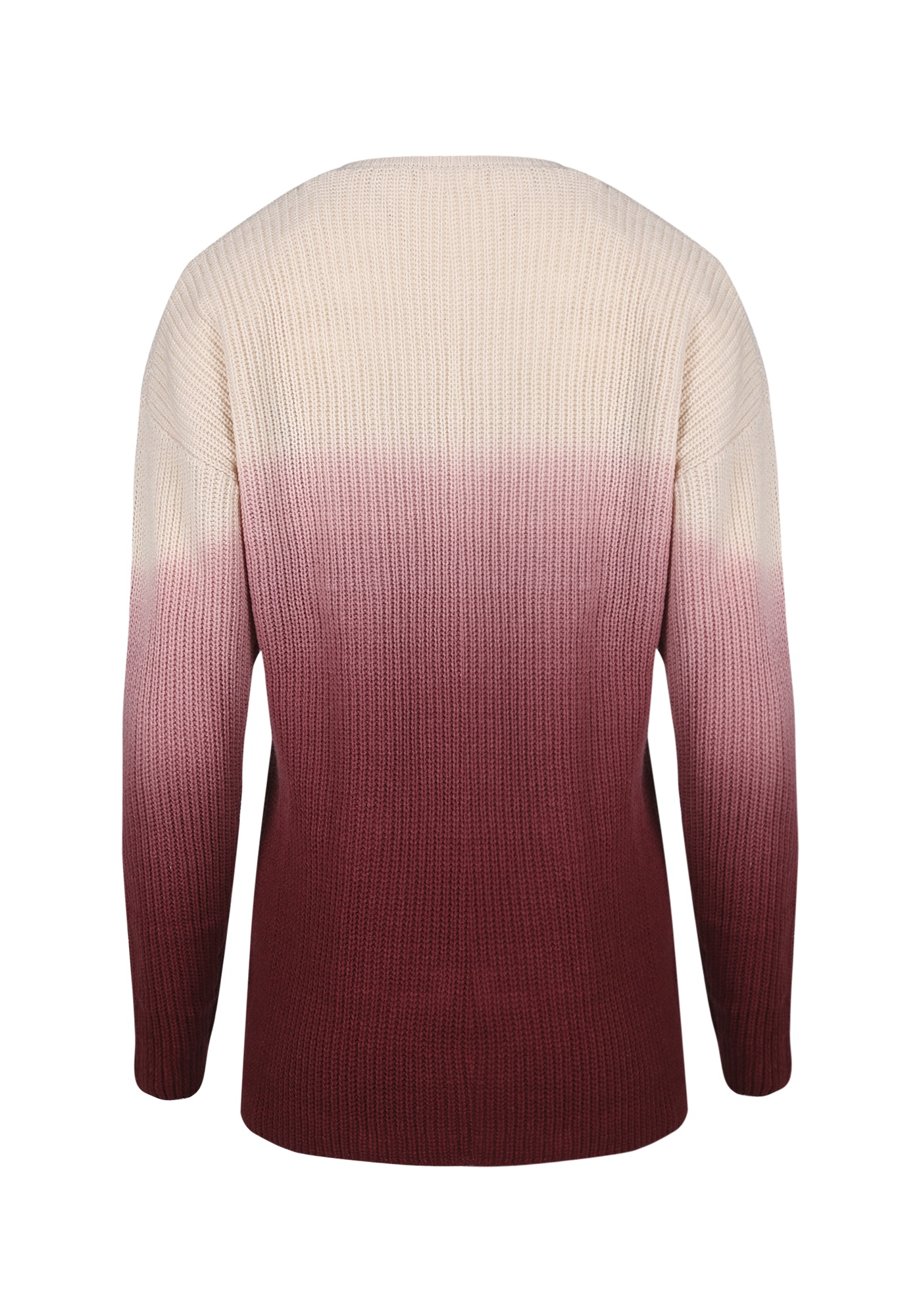 ebece36ef0 ... Womens Ombre Sweater