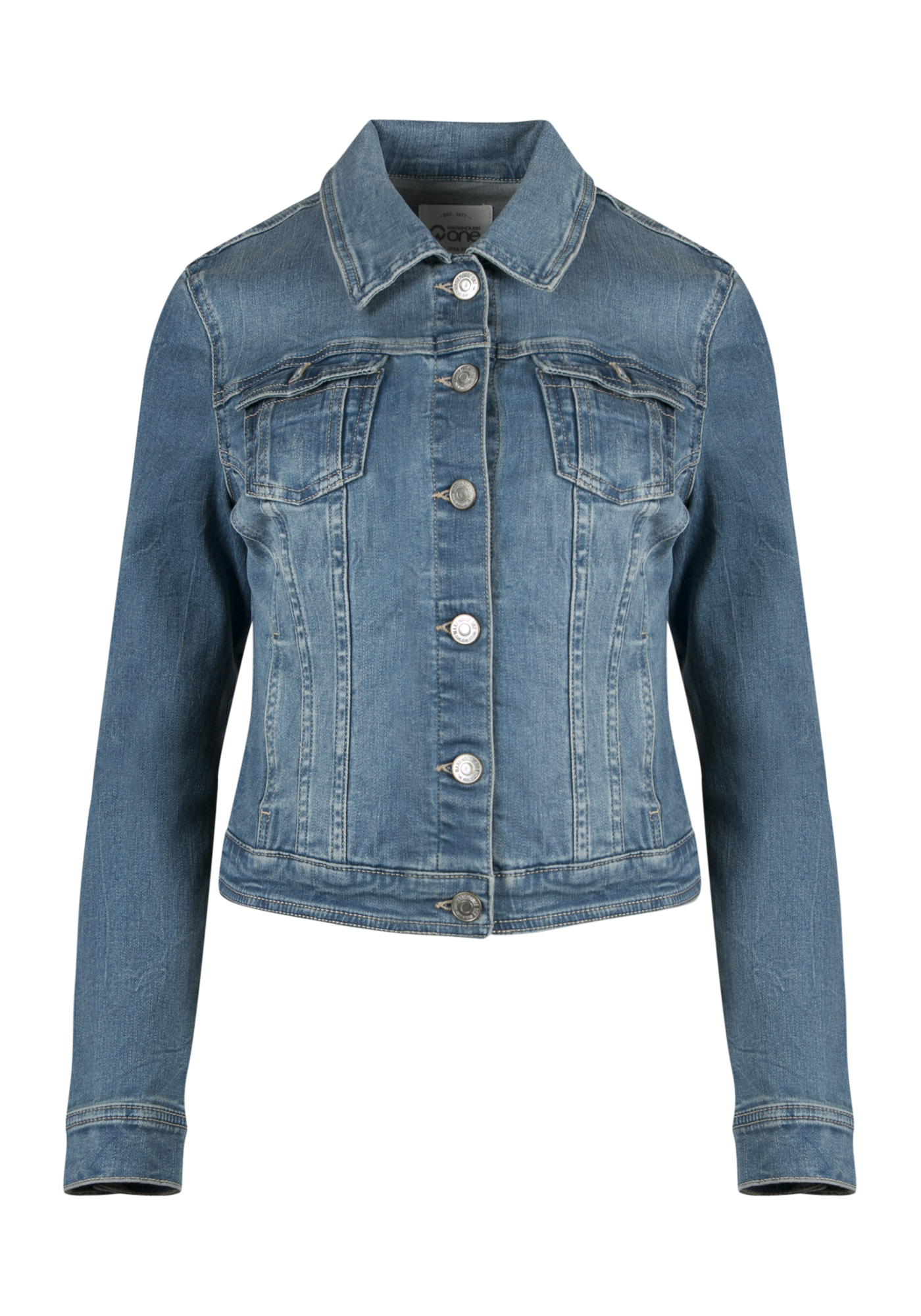 search for best best choice reliable quality Women's Super Soft Jean Jacket | Warehouse One