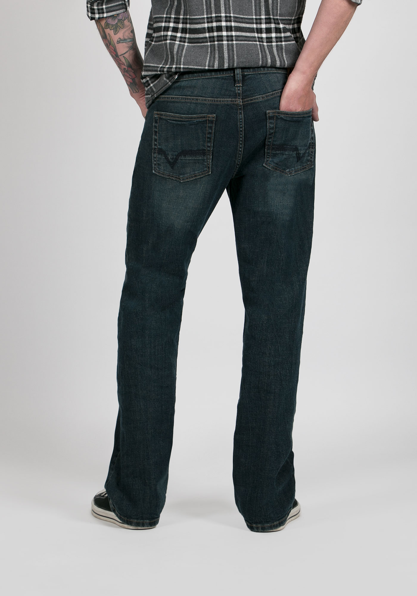 Jeans Size Is Not Equal to Jeans Size