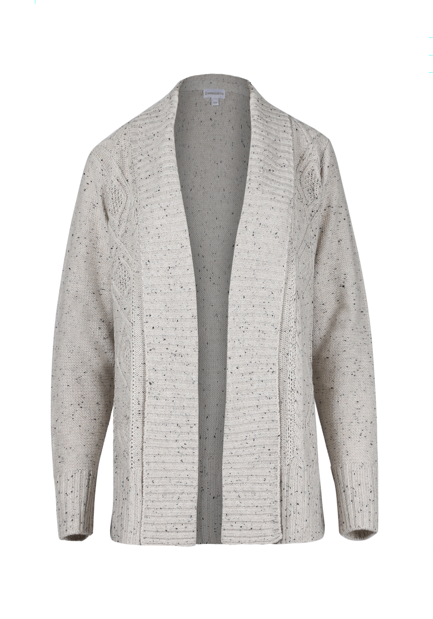 Women s Cable Knit Cardigan  a8fc4580f