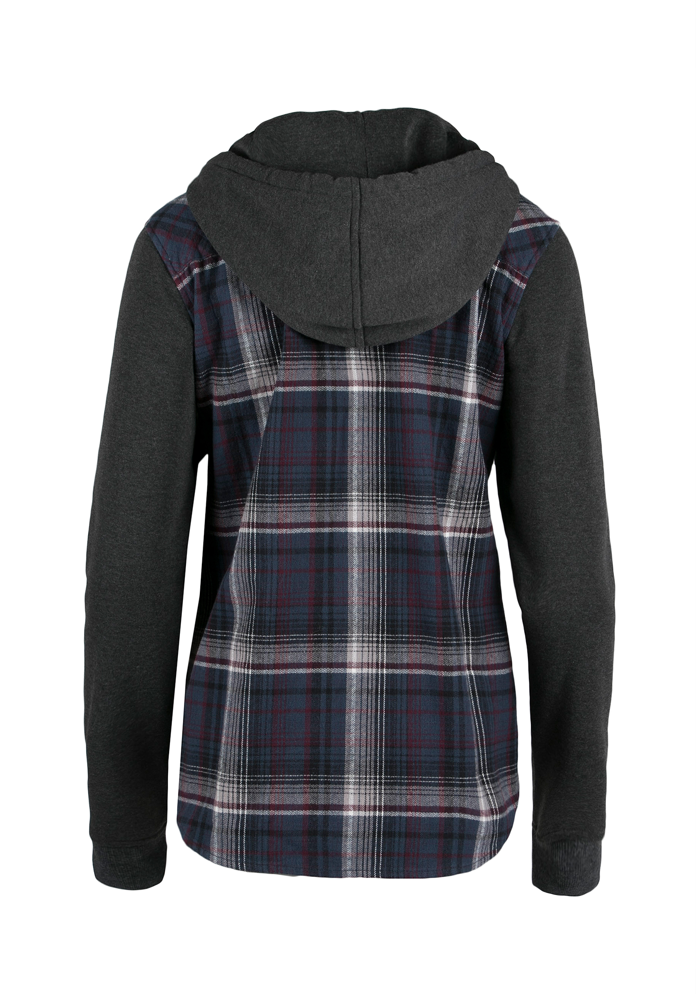Bestselling New Women Coat Plaid Shirts Long Sleeve Detachable Drawstring Hooded Casual Coat. Sold by Bestselling. Alisa Pan Women's Retro Asymetrical Button Up Summer Casual Plaid Shirt Dress for Women Sold by Ever Pretty. $ $ Burnside B Women's Long Sleeve Plaid Shirt Red,3X.