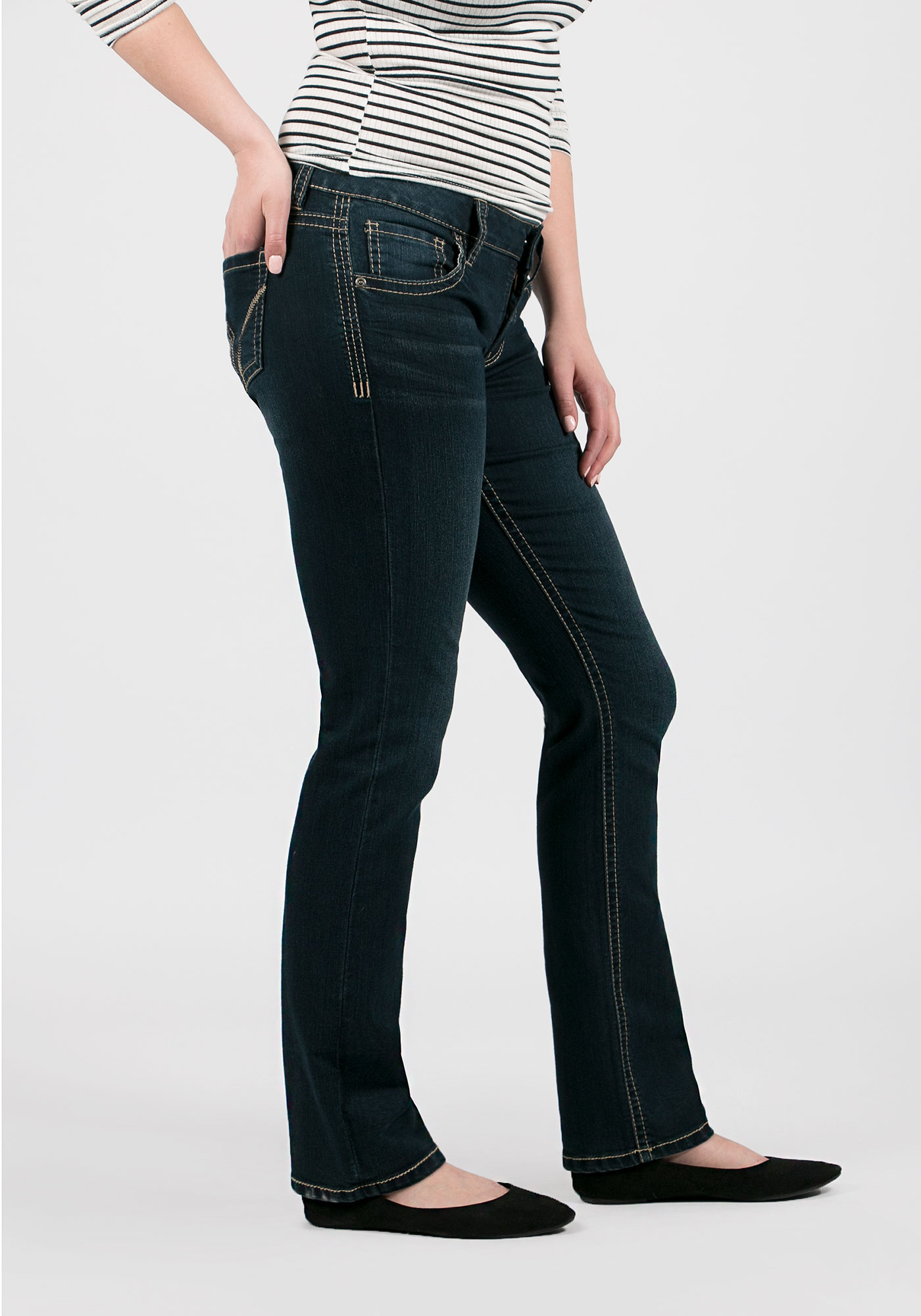 1823061498f ... Womens Straight Leg Jeans