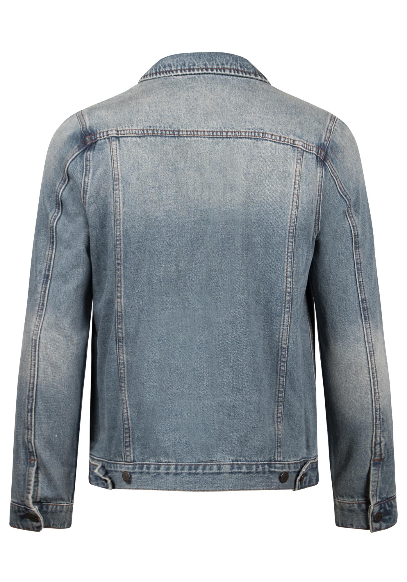 49bc2ffb4 Men's Vintage Wash Denim Jacket | Warehouse One