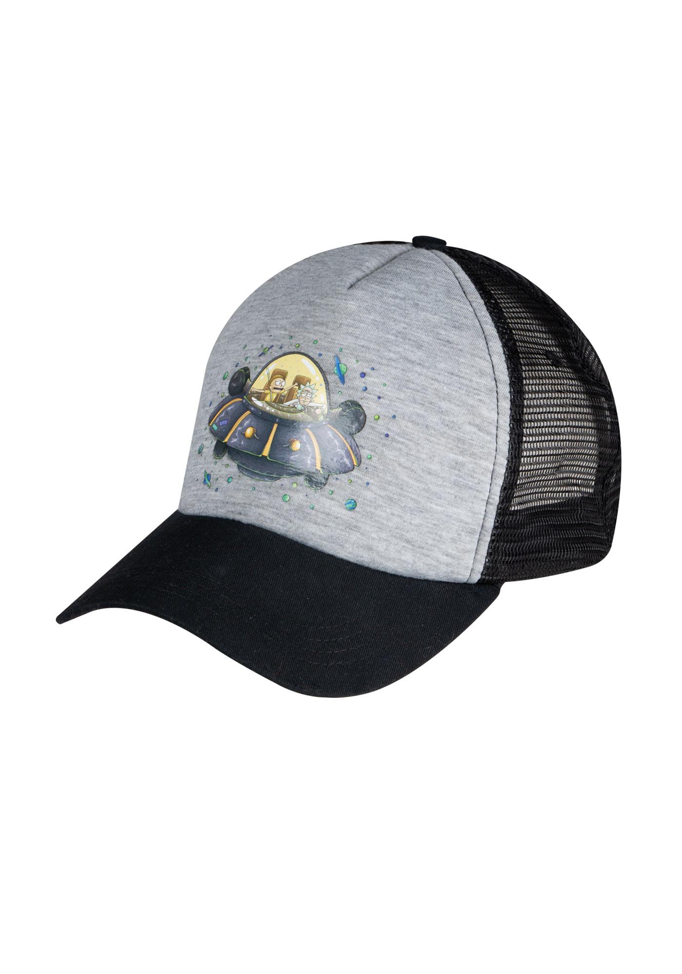 69a0bb81ac2da Men s Rick   Morty Baseball Hat