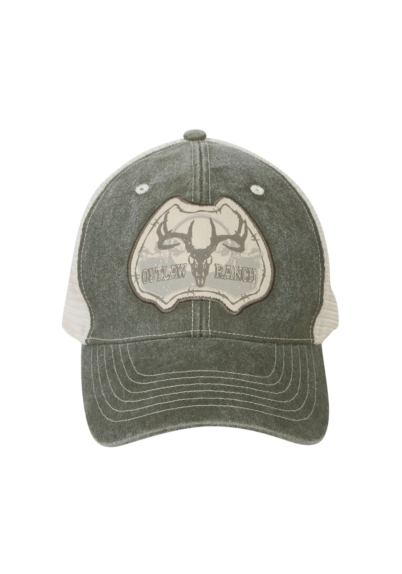 45ed88a7f74f5 Outlaw Ranch Trucker Hat