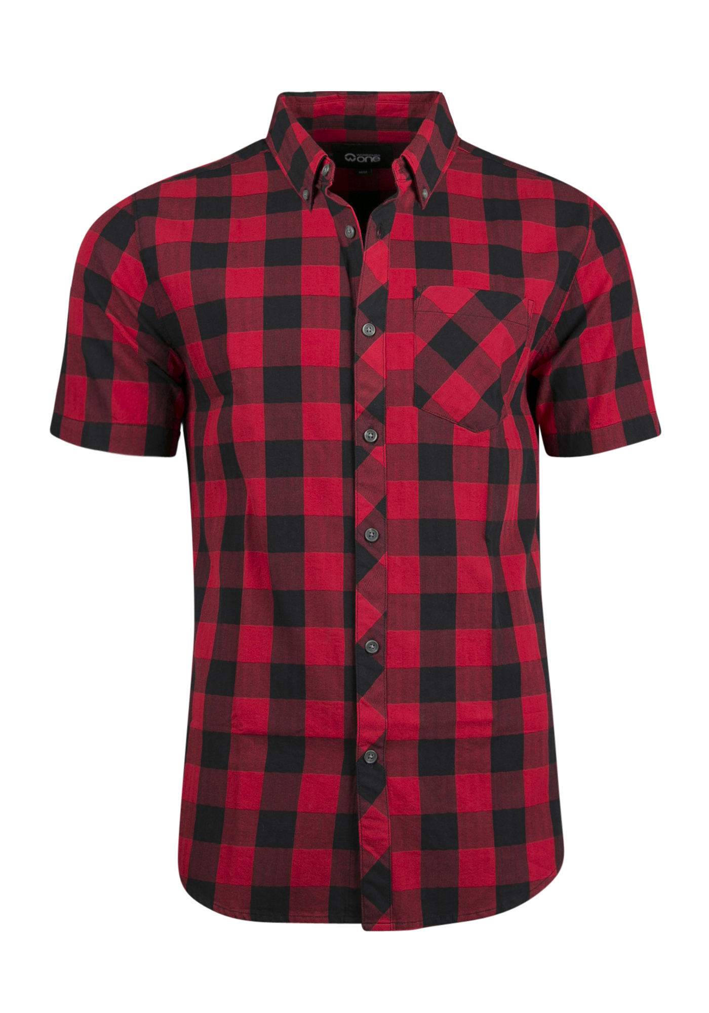 d2d18d7d Men's Buffalo Plaid Shirt | Warehouse One