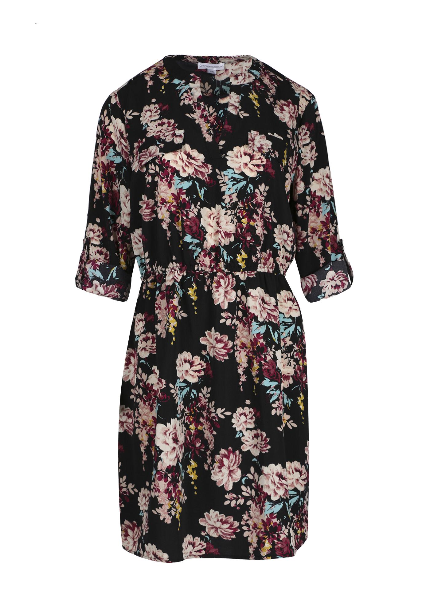 12d38d5f9feb Women s Floral Shirt Dress