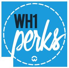 warehouse one perks logo