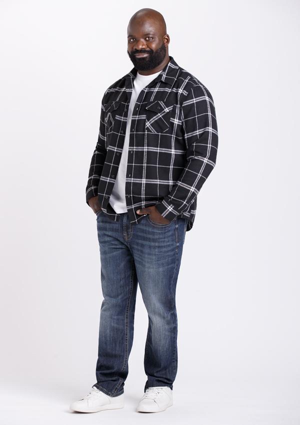 The Slim Straight Jean