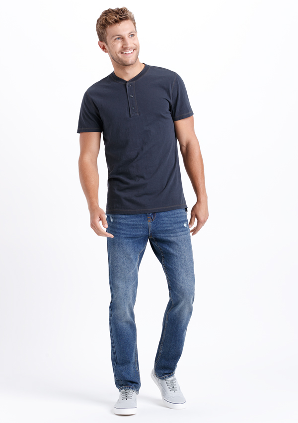 The Relaxed Slim Fit Jean