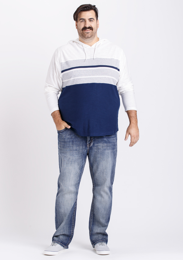 The Relaxed Straight JEan