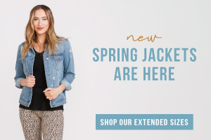 IN STORE + ONLINE - NEW SPRINGS JACKETS ARE HERE - SHOP WOMEN'S OUTERWEAR