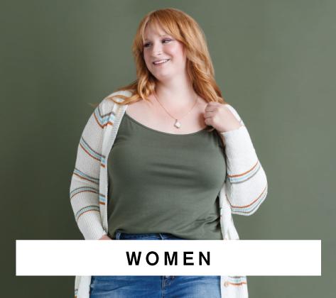 Women XS-4XL | 24-36 | 14+-24+