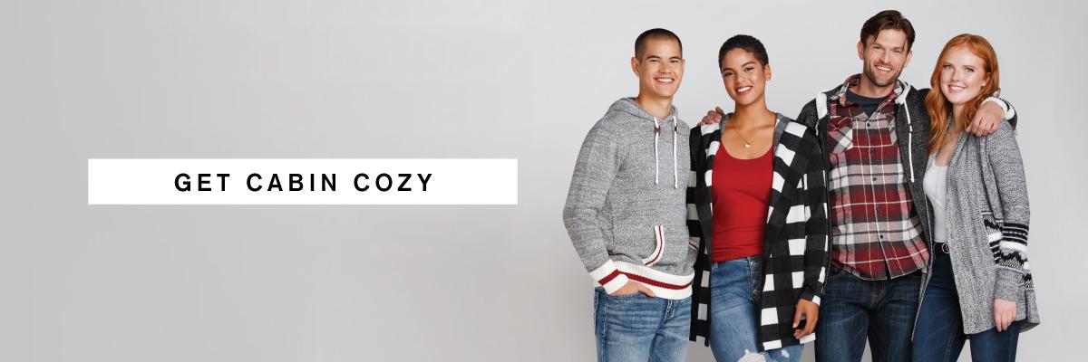 Get Cabin Cozy