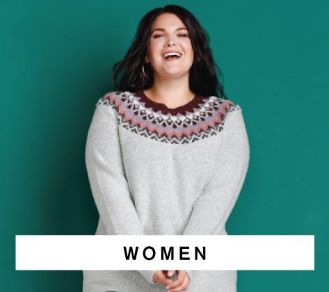 Women XS-3XL | 24-36 | 14+-22+