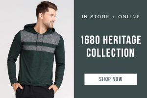 IN STORE + ONLINE - 1680 HERITAGE COLLECTION - SHOP NOW