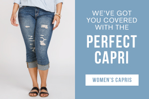 We've got you covered with the perfect capri. Shop women's capris.