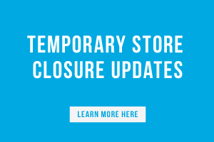 Temporary store closure updates. Learn more here.