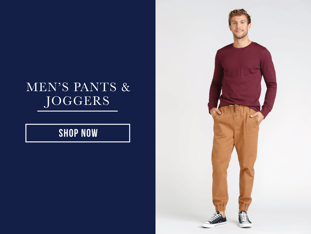 pants and joggers