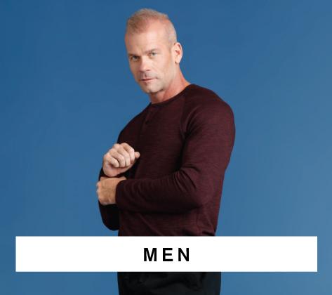 Men XS-XXXL | 26-44