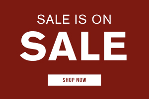 Sale is on sale. Shop now.