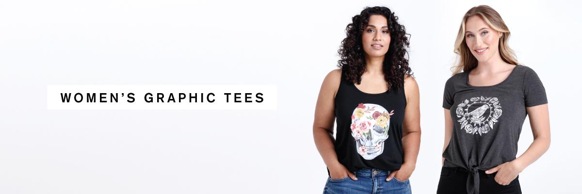 Women's Graphic Tees