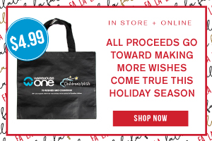 In store + online. All proceeds go toward making more wishes come true this holiday season. $4.99. Shop now.
