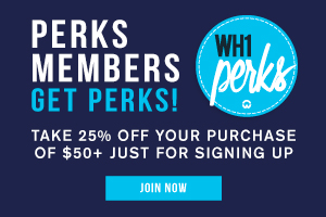 Sign up for Warehouse One Perks